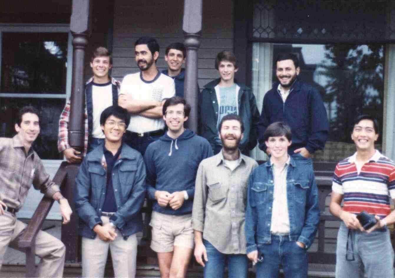 LOS TERCEROS CINCO AÑOS (1981-1986)